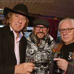 The Sirs Peter feierte Weihnachten mit Freunden im Wiener Riesenrad.