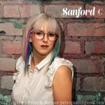 Peter Optik Irdning präsentiert Stefanie Jank als neues Brillengesicht der Marke Sanford